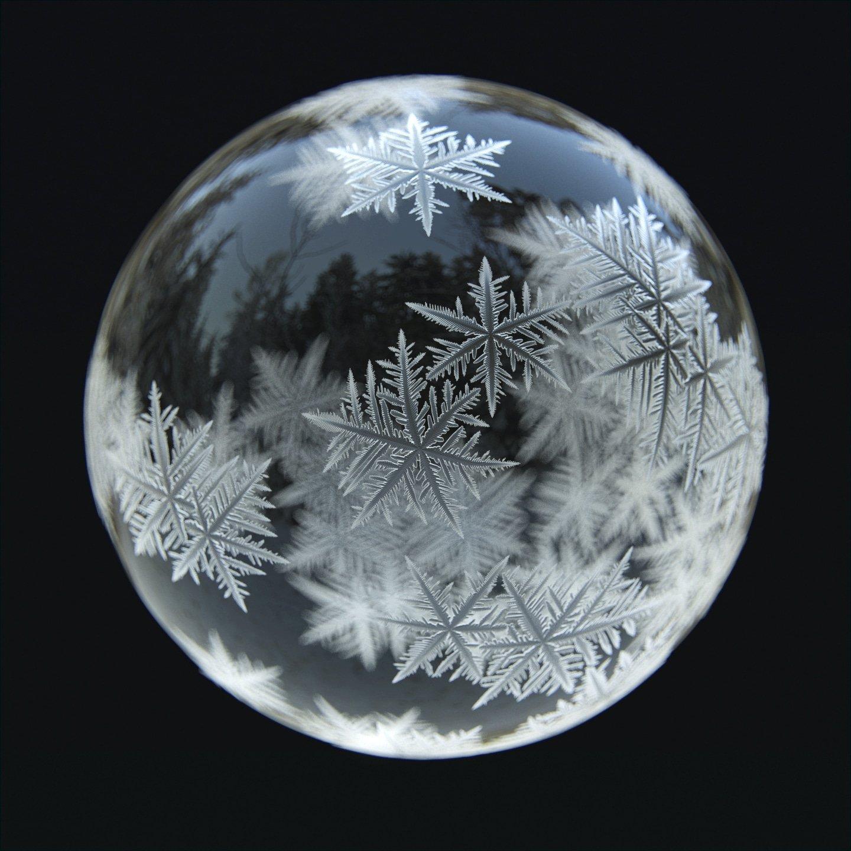 The Snowflake Bubble